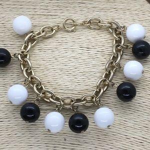 Jewelry - Dangle beads charm bracelet